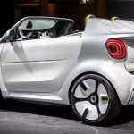 Showcar smart forease
