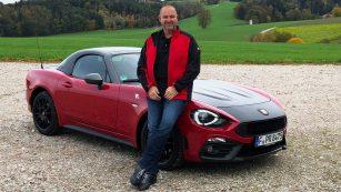 Lars Hoenkhaus und der Abart 124 GT