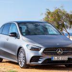 2018 Mercedes-Benz B 200 d