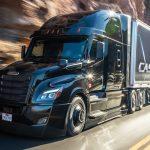 Freightliner new Cascadia