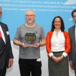 Lutz Kluge ist Held der Straße 2018