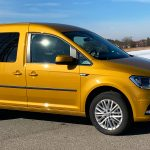 VW Caddy Trendline TGI BlueMotion 1.4 l 81 kW (110 PS)
