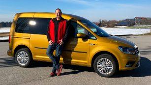 VW Caddy Trendline TGI BlueMotion 1.4 l 81 kW (110 PS)