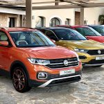 VW T-Cross, T-Roc, Tiguan, Touareg