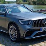 2019 Mercedes-AMG GLC 63 S 4MATIC+ ,Designo Selenitgrau Magno