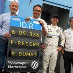 VW ID. R Weltrekord Nordschleife 2019