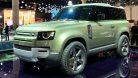 Der neue Land Rover Defender auf der IAA in Frankfurt. Foto: die-autotester.com