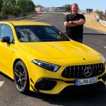 2019 Mercedes-AMG A 45 S 4MATIC+