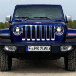 2019 Jeep Wrangler Unlimited Sahara in Ocean Blue