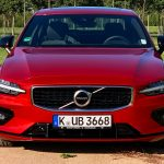 2019 Volvo S60 T5 R-Design in Fusion Red Metallic
