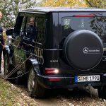 2019 Mercedes G 500 Mercedes Driving Event