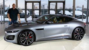 2020 Jaguar F-Type R