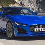 2020 Jaguar F-Type R Velocity Blue