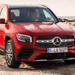 Mercedes-Benz GLB 220d 4 MATIC Designo Patagonienrot