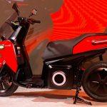 Seat E-Scooter Konzept