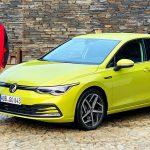 2020 VW Golf 8 Style Limoengelb