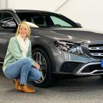 Julia Armbruster Mercedes Werk Sindelfingen