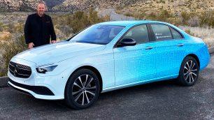 2021 Mercedes Benz E-Klasse Facelift