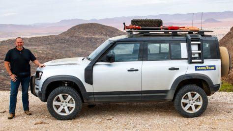 2020 Land Rover Defender 110 P400