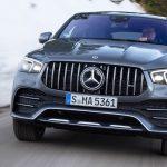 Mercedes-AMG GLE 53 4MATIC+ Coupé in selenit grau metallic