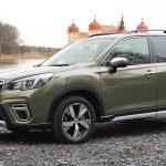 Subaru Forester 2.0ie e-Boxer Platinum CVT MJ 2020