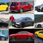 Mercedes Kompaktmodelle