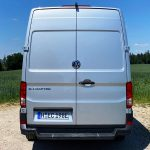 2020 VW e-Crafter Reflexsilber Metallic