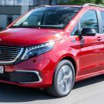2020 Mercedes-Benz EQV 300 – AVANTGARDE Line, Hyazinthrot metallic