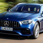 2020 Mercedes-AMG E63s 4MATIC+ T-Modell designo magno