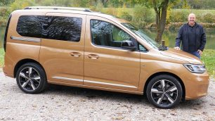 2020 VW Caddy Style 2.0 TDI