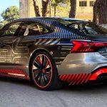 2021 Audi e-tron GT Prototyp