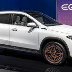 2021 Mercedes EQA 250 Edition 1 digitalweiss