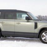 2020 Land Rover Defender SE P400