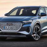 2021 Audi Q4 e-tron Weltpremiere