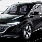 2021 Mercedes EQT Concept