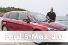 Im Test: Ford S-Max 2.0 , 180PS, Diesel