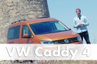 VW Caddy Beach, Generation 4, Transporter, Test