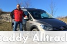 Im Test: VW Caddy Alltrack TDI 4 Motion Modell 2016. Foto: http://die-autotester.com