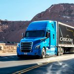 Freightliner new Cascadia