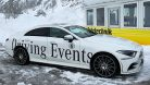 Mercedes-Benz Driving Event