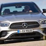 Mercedes E-Klasse Facelift MJ 2020