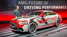2021 Mercedes AMG - Future of Driving Performance
